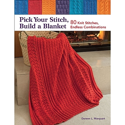 Martingale Pick Your Stitch, Build A Blanket Martingale & Company (MG-84483)
