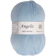 Elegant Yarns Angelic Yarn, Pale Blue (Q105-L002)