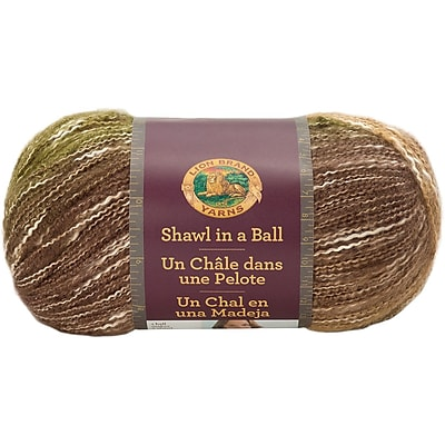 Lion Brand Peaceful Earth Shawl In A Ball Yarn (828-206)