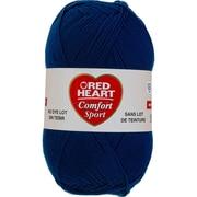 Coats Yarn Red Heart Comfort Sport Yarn, Navy (N399-4307)