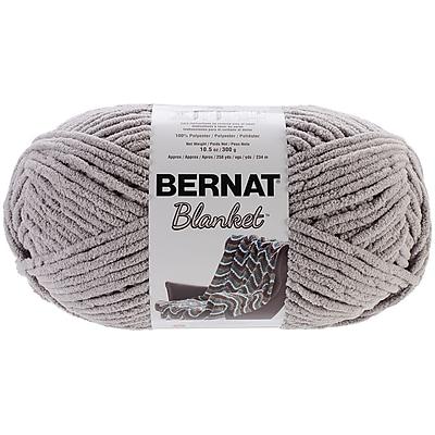 Spinrite Pale Grey Bernat Blanket Big Ball Yarn (161110-10046)