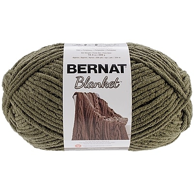 Spinrite Olive Bernat Blanket Big Ball Yarn (161110-10241)