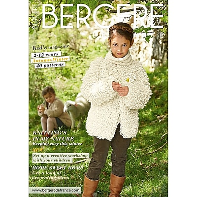 Bergere De France Kids 2-12 Years Explanations 180 (BF67435)
