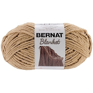 Spinrite Sand Bernat Blanket Big Ball Yarn (161110-10014)