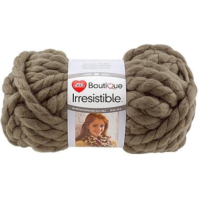 Coats Yarn Red Heart Irresistible Yarn, Taupe (E848-7325)