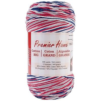 Premier Yarns America Home Cotton Grande Yarn - Multi (60-4)