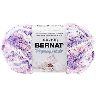 Spinrite Pipsqueak Big Ball Yarn, Just For Girls (162058-58748)