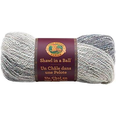 Lion Brand Om Opal Shawl In A Ball Yarn (828-300)