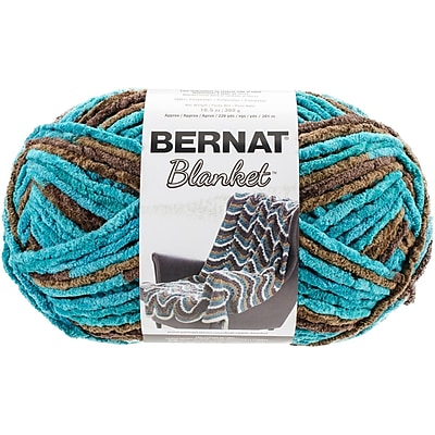 Spinrite Mallard Wood Bernat Blanket Big Ball Yarn (161110-10203)