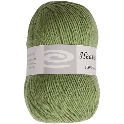 Elegant Yarns Fern Green Heavenly Yarn (Q52-100-F426)