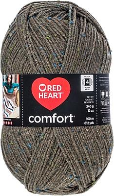 Coats Yarn Moss Fleck Red Heart Comfort Yarn (E707D-5105)