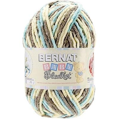 Spinrite Beach Babe Baby Blanket Big Ball Yarn (161104-4325)