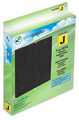 """""GermGuardian True HEPA Genuine Replacement Filter J, 15"""""""" x 13.5"""""""" x 1.75"""""""" (FLT5900)"""""" 24226556"