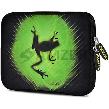 Amzer 10.5 Inch Designer Neoprene Sleeve Shock Absorbing Case Cover For Tablets, Ipad, Kindle, Sun Signs (AMZ5119105)