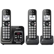 Panasonic KX-TGD563M Link2Cell Bluetooth Cordless Phone with Voice Assist and Answering Machine (3 Handsets)