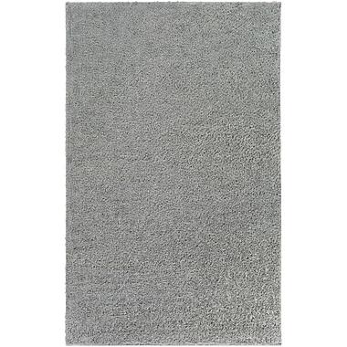 Surya Arlie Polypropylene 4' x 6' Gray Rug (ARE9000-46)