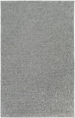 Surya Arlie Polypropylene 4' x 6' Gray Rug (ARE9000-46)