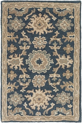 Surya Caesar Wool 2' x 3' Blue Rug (CAE1154-23)