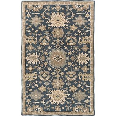 Surya Caesar Wool 9' x 12' Blue Rug (CAE1154-912)