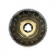 """Malish 18"""" Poly Gen. Purpose Scrub Brush w/Universal Clutch for 20"""" Floor Machines Specifically Listed Below (772418NP)"""
