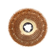 "Malish 19"" Mal-Grit Xtra™ Most Aggressive Strip Brush w/Universal Clutch, for Mercury Pro 21 Floor Machine (813619NP)"
