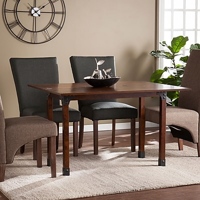 Southern Enterprises Deveron Flip Top Console to Dining Table (DN0899)