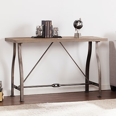 Southern Enterprises Jacinto Industrial Console Table (CM1055)