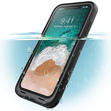 I-Blason ARGOS Series Case for Apple IPhone X, Frost/Green (IPHX-AGS-FT/GN)