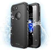 NexCase's Waterproof case for iPhone 8, Black (IPH8-WTRPROF-BK)