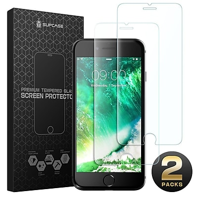 SUPCASE tempered glass screen protector for iPhone 8Plus. (S-IPH8P-SGLCL-2)