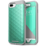 Clayco Hera Case for Iphone 8 Plus, MintGreen (CL-IPH8P-HRA-MG)