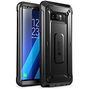 SUPCASE Unicorn Beetle Pro for Samsung Galaxy Note 8, Blue/Black (SNOT8-UBPR-B/BK)