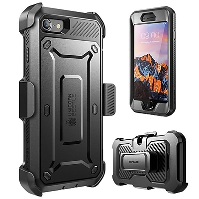 SUPCASE Unicorn Beetle Pro for the iPhone 8, (S-IPH8UBPROBKBK)