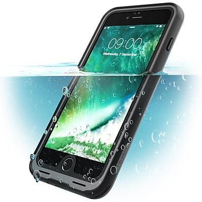 I-Blason Aegis waterproof Case for iPhone X, Black(IPH8P-AEGIS-BK)