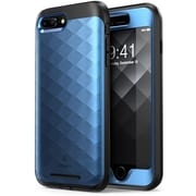 Clayco Hera Case for iPhone 8 Plus, Blue (CL-IPH8P-HRA-BE)