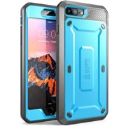 SUPCASE Unicorn Beetle Pro for the iPhone 8,Blue/Gray (S-IPH8PUBPRBEGY)