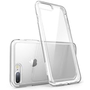 I-Blason Halo Clear Case for IPhone 8 Plus, Clear/Black (IPH8P-HALO-C/BK)
