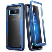 I-Blason Magma Series Case for Samsung Gallaxy Note 8, Metallic Blue (BNOTE-8-MAGM-MB)