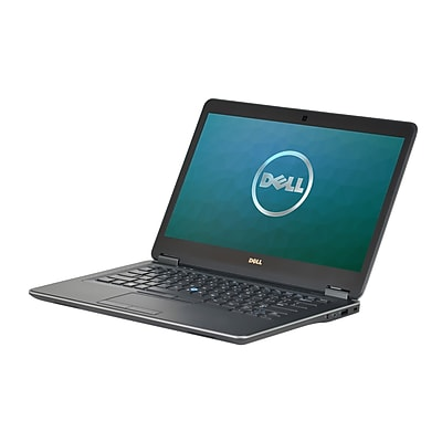 Dell E7440 Laptop, Core i5-4300U 1.9GHz 16GB 256GB SSD 14 Windows 10 64 bit with Webcam, Refurbished