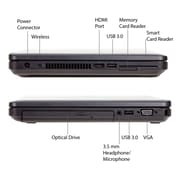 Dell E5440 Laptop, Intel i5 Processor, 4GB Ram Memory, 500GB HDD, Refurbished