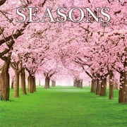 "2018 Turner Photographic 12""x12"" Seasons Wall Calendar (18998940050)"