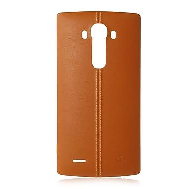 Battery Door Matte Textured Hard Shell Back Rear Case LG-G4BRN For LG G4 (Refurbished)