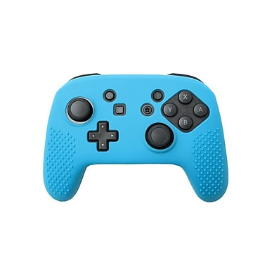 Insten® Soft Silicone Protective Case Cover Skin For Nintendo Switch Pro Controller Grip