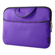 "Insten Shockproof Sleeve Pouch Carry Bag Case for 13.3"" MacBook Pro / MacBook Air / Laptop / Notebook / Tablet - Purple"