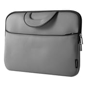 "Insten Shockproof Sleeve Pouch Carry Bag Case for 13.3"" MacBook Pro / MacBook Air / Laptop / Notebook / Tablet - Gray"
