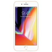 Apple iPhone 8 64GB Unlocked GSM Phone, Gold (8-64GB-GLD)