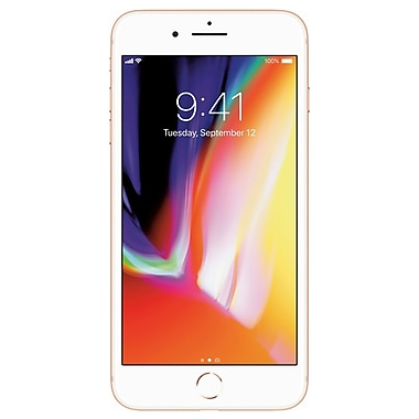 Apple iPhone 8 Plus 64GB Unlocked GSM Phone, Gold (8P-64GB-GLD)
