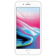 Apple iPhone 8 Plus 64GB Unlocked GSM Phone, Silver (8P-64GB-SLV)