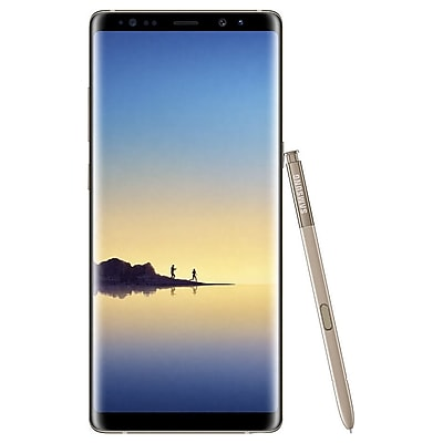 Samsung Galaxy Note 8 64GB Unlocked GSM Phone - Maple Gold (N950F)