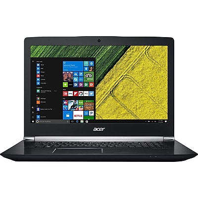 Acer Aspire VN7-793G-717L 17.3 Inch Laptop Computers Intel i7, 512GB SSD, 16GB DDR SDRAM, GeForceGTX1060, Refurbished